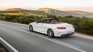 mercedes s class cabriolet 2017 mercedes amg s63 cabriolet s class convertible drive