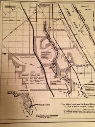 Port St Lucie Florida Map by North Fork Jacqui Thurlow Lippisch