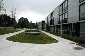 modern landscape design in tilburg the netherlands u2013 urbanflora