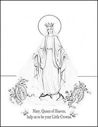 homegrown catholics st brigids academy blog mary u0027s little crowns