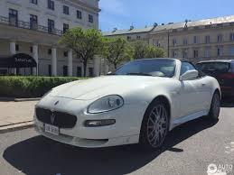 Maserati Spyder 18 May 2017 Autogespot