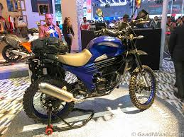 tvs motocross bikes mojo dirt bike 1 gaadiwaadi com