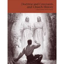 doctrine and covenants and church history gospel doctrine