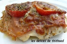 cuisiner une escalope de dinde escalopes de dinde à l italienne le de lesdelicesdethithoad
