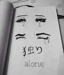 anime crying eyes sad emo eye crying photos collection emo eye