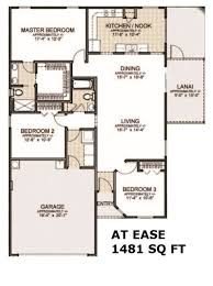 cottage homes floor plans the villages homes cottage ranch homes at ease model