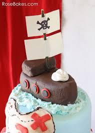 pirate ship cake jake s pirate ship cake bakes