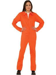 orange jumpsuit womens orange 1 prisoner inmate jumpsuit prison