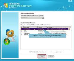 resetting windows password without disk forgot windows vista password how to find a forgotten vista password