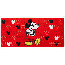 Disney Bath Rug Disney Mickey Mouse Tub Mat Walmart