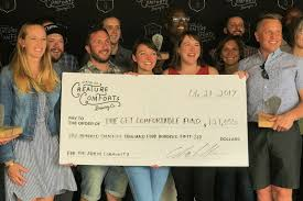 Get Comfortable Creature Comforts Wraps Up 2016 17 Get Comfortable Campaign Beer
