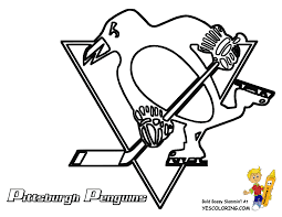 pittsburgh penguins printable coloring pages bltidm