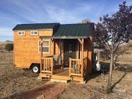 tiny portable home plans heartsite a 240 square feet tiny house on wheels in chino valley