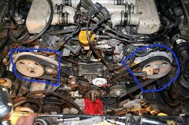 porsche 928 timing belt attempting timing belt water change page 2 pelican parts