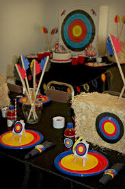 27 best archery party ideas images on pinterest archery party