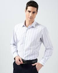 2015 new style man shirt custom design dress shirt cotton stripes