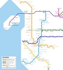 uncategorized incheon map urbanrail net asia korea subway airport