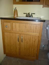 Bamboo Vanity Bathrooms U2013 Cedar Creek Woodworking