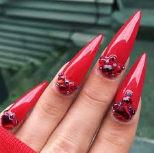 77 pointy nails designs ideas for real ladies