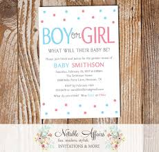 sprinkle baby shower pink and blue small confetti dots gender reveal baby sprinkle