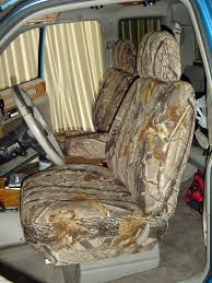 Camo Bench Seat Covers For Trucks Gmc Sierra Realtree Seat Covers Wet Okole Hawaii