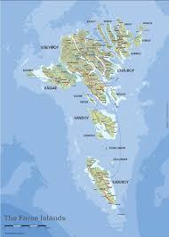 islands map faroe islands map map of faroe islands where are the faroe