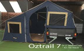 Oztrail Awning Review Dingo Campers Oztrail 6 U0026 7 Camper Trailers