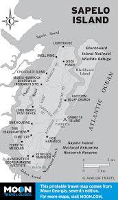 south carolina beaches map best beaches on the and south carolina coast