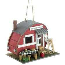 wholesale humorous retro kitsch birdhouse nostalgic vintage