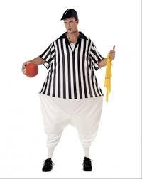 Black White Striped Halloween Costume 25 Referee Costume Ideas Tom Brady Hat