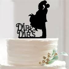 wedding cake accessories novel wedding cake topper acrylic custom name cake topper