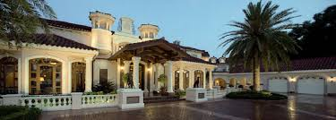 mediterranean style floor plans luxury homes plans