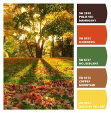 24 best fall colors images on pinterest fall paint colors