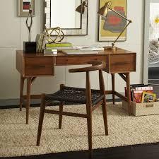 best mid century modern office chair mid century desk acorn west