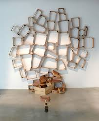 Tree Branch Bookshelf Diy Top 33 Creative Bookshelves Designs