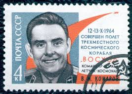 tragic story of vladimir komarov and the disastrous soyuz 1 flight