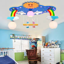 nursery ceiling light hello led lamp kids ceiling light