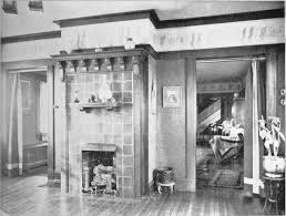 1930s Home Interiors 1910 Houses Interior House And Home Design