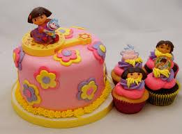 dancing dora cake cake in cup ny
