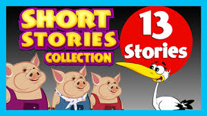 thanksgiving short stories for kids three little pigs story u0026 more 13 stories short stories for