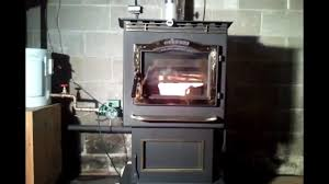 convert your pellet stove or corn stove into a boiler using a