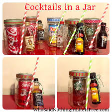 holiday gift ideas diy holiday gift idea cocktails in a jar anyone down for diy