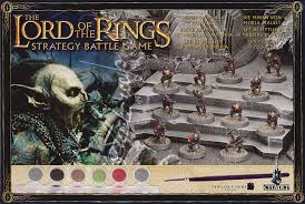 games workshop lord of the rings accessories