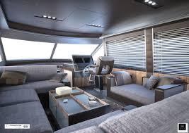 greenline 65 ocean class hybrid yacht yacht interiors