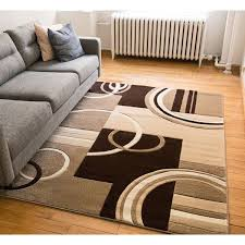 Contemporary Area Rugs Outlet Generations Galaxy Ivory Area Rug 5 3 X 7 3 Living Room Rugs