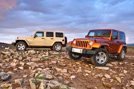 2011 Jeep Wrangler Interior 2011 Jeep Wrangler And Wrangler Unlimited Previewed Autoevolution