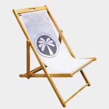 Printed Chairs by Custom Printed Deck Chair