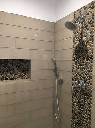 glazed bali ocean pebble tile pebble tile shop