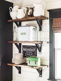 kitchen shelf decorating ideas 18 vintage decorating ideas from a 1934 farmhouse vintage bread