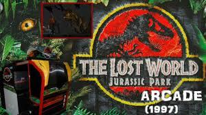 the lost world jurassic park the lost world jurassic park arcade 1997 youtube